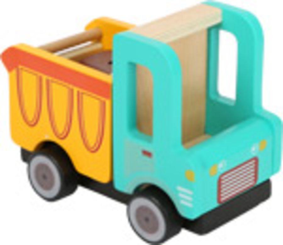 Smallfoot Wooden Dump Truck