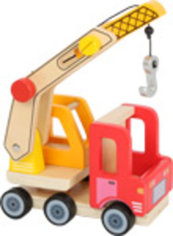 Smallfoot Crane Loader Truck