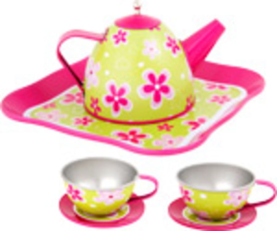 Smallfoot Flowery Dream Tea Set