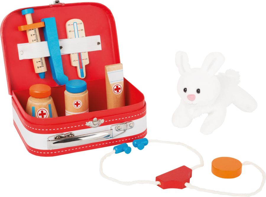 Smallfoot Wooden Doctor Kit