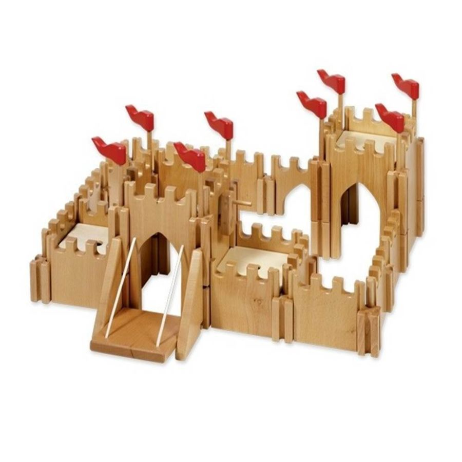 Holztiger Knights Castle