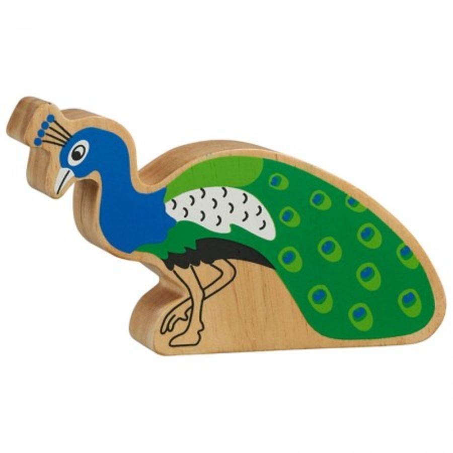 Lanka Kade Blue and Green Peacock