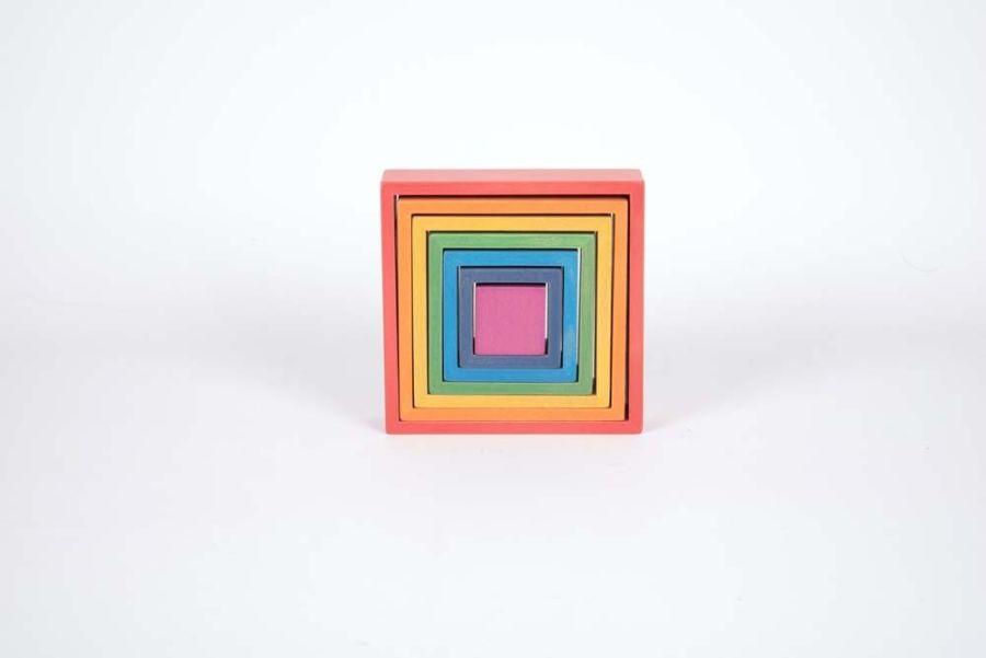 TickiT Rainbow Architect Squares