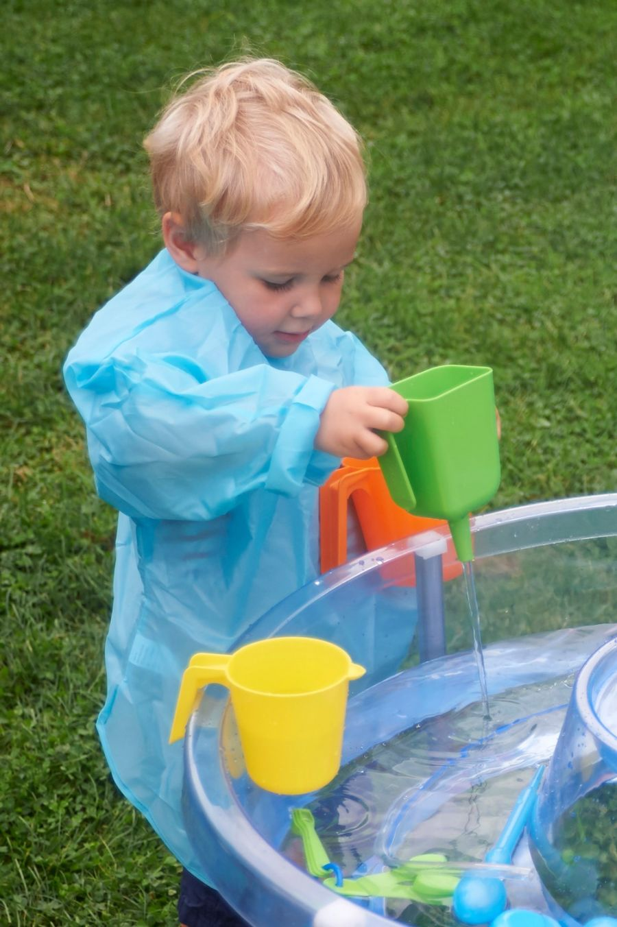 Sand and Water Play Funnel