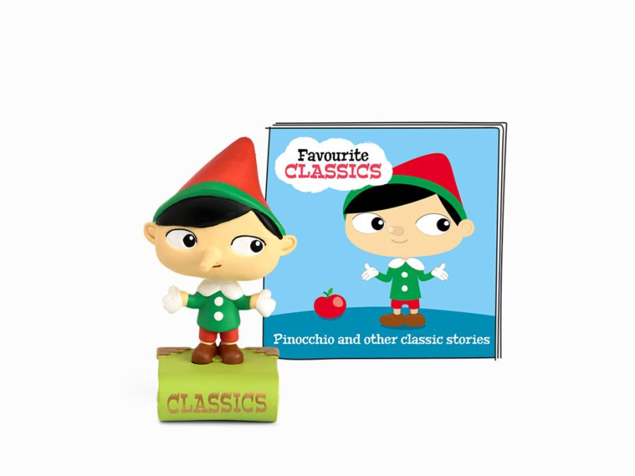 Tonies - Pinocchio and other Classic Stories