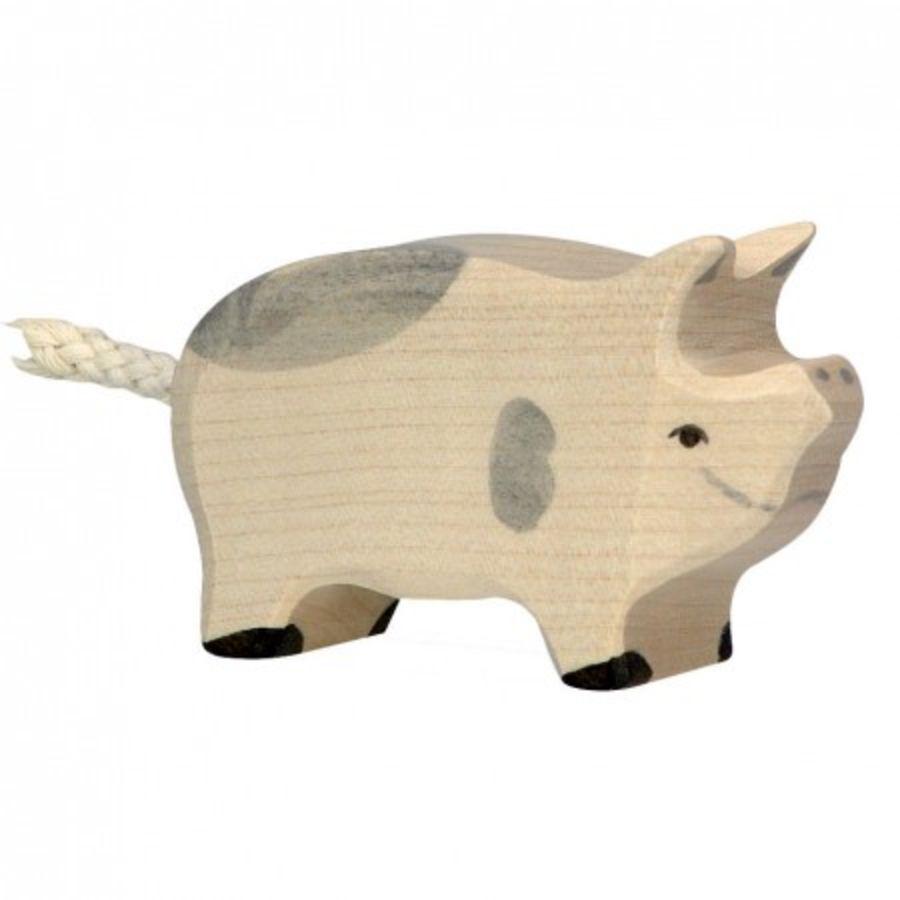 Holztiger Dappled Piglet