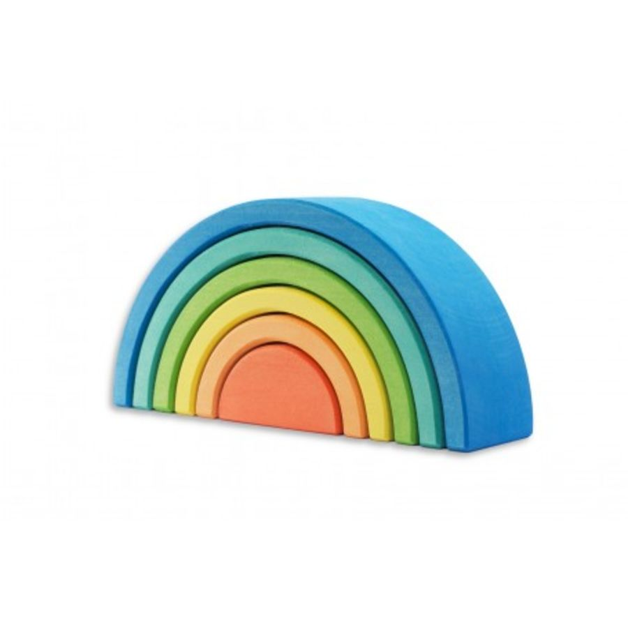 Ocamora Blue 6 Piece Rainbow Arch