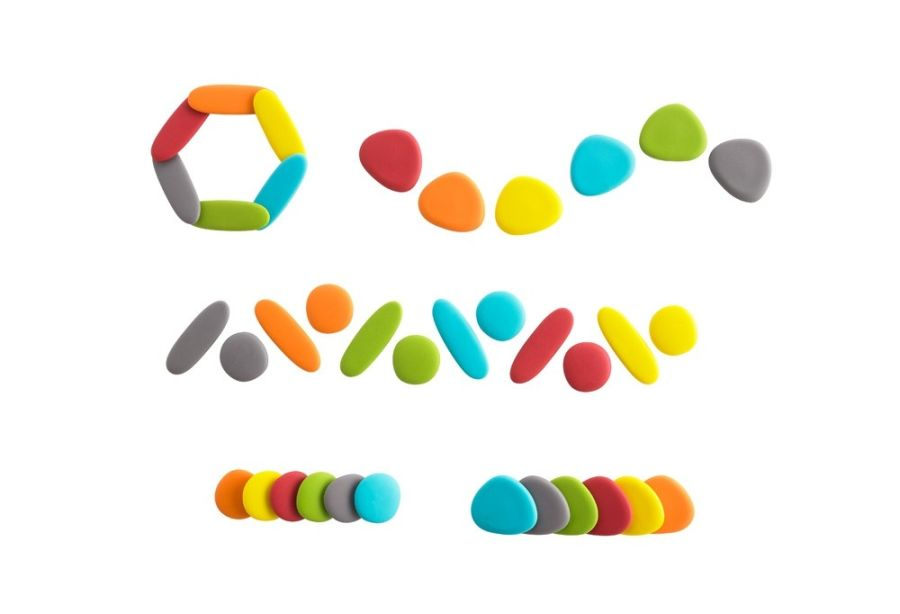 Edx Earth Rainbow Pebbles