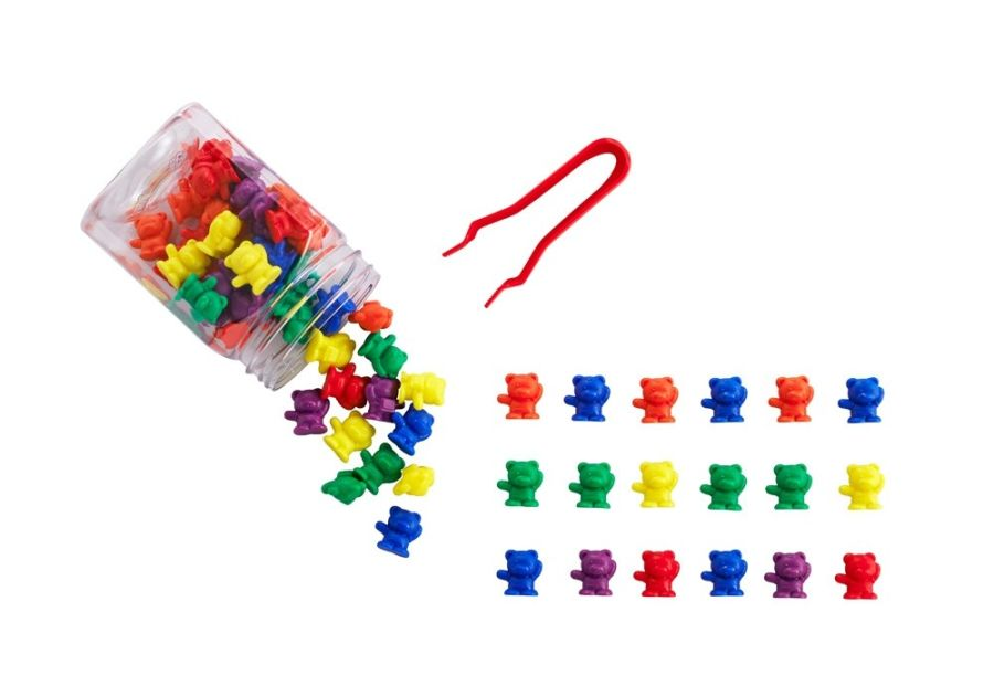 TickiT 60 Small Bear Counters