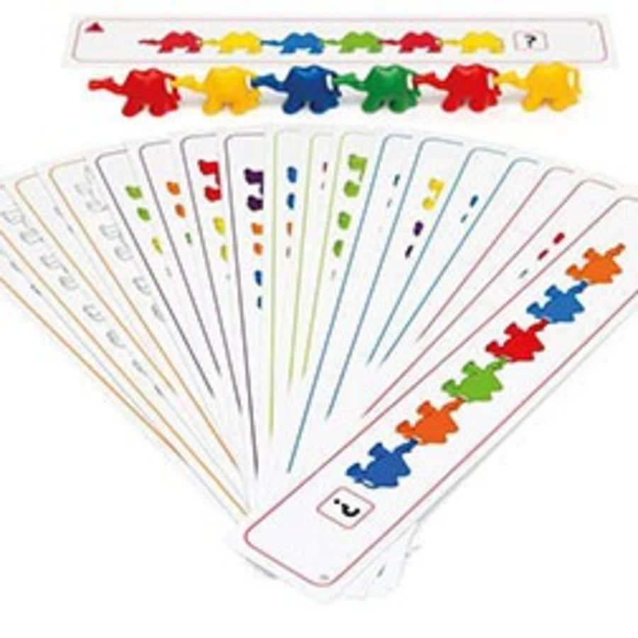 TickiT Camel Sequencing Cards