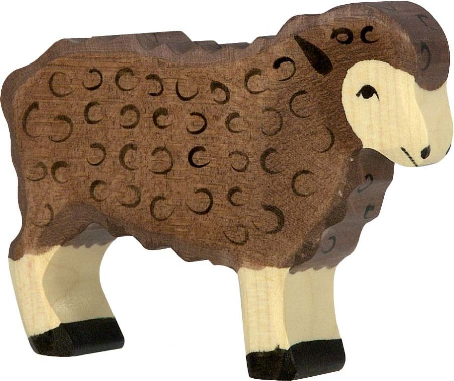 Holztiger Sheep Black