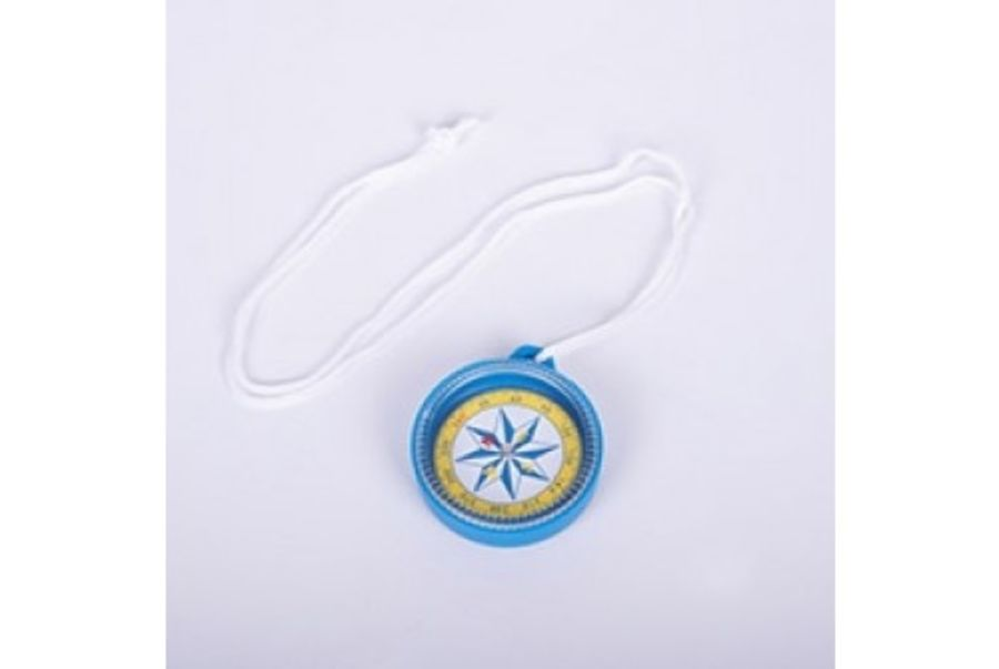 Compass with Lanyard 5.5cm