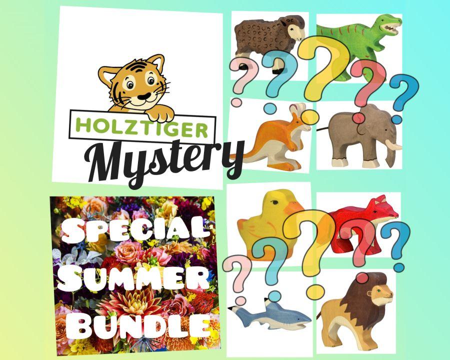 Mystery Holztiger Bundle 2 Month Subscription