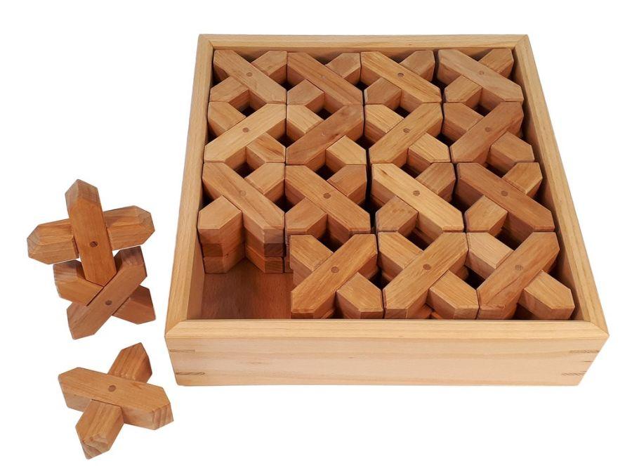 Bauspiel X Bricks 48 pcs