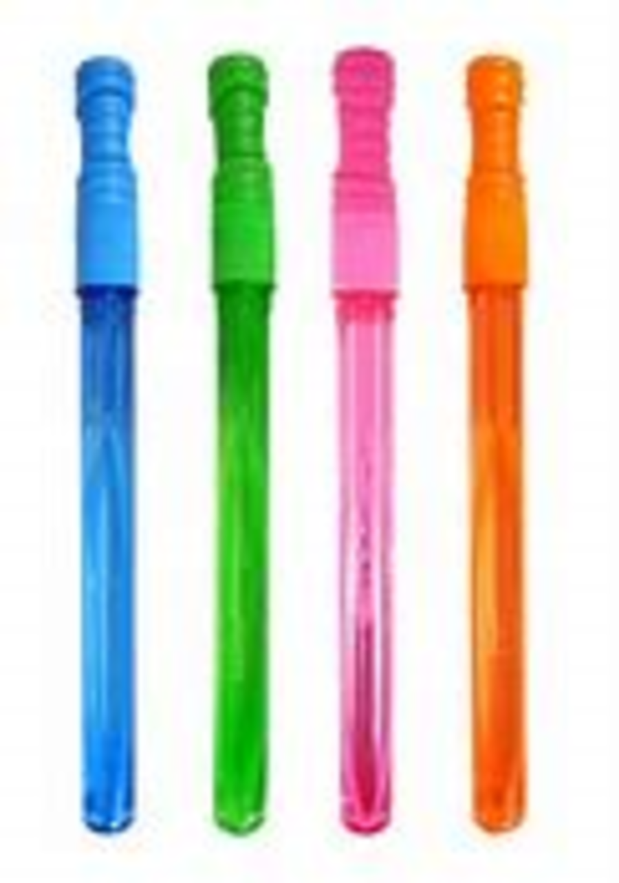Giant Bubble Wand available in different colours