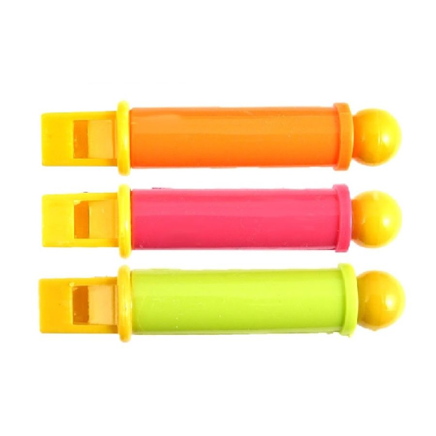 Mini Pull Whistle Noise Maker