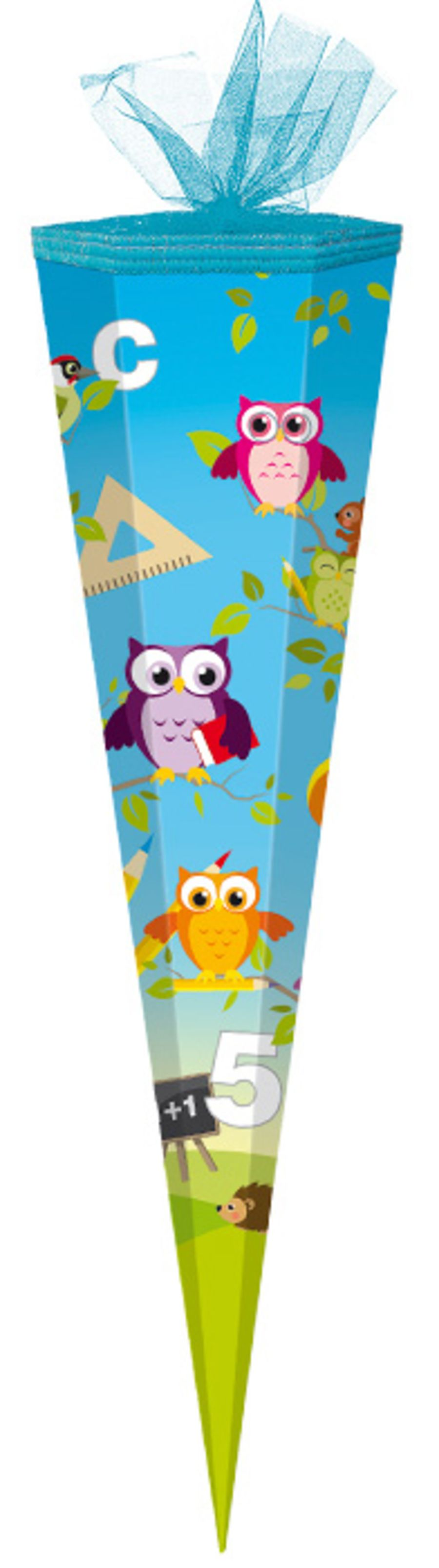 Seconds Wise Owl Unfilled Kiddicone