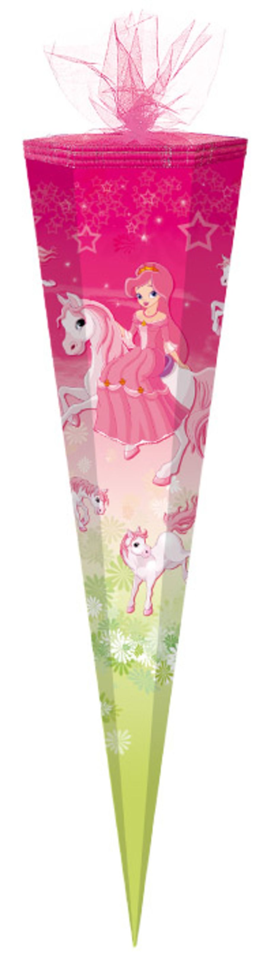 Seconds Pink Princess Unfilled Kiddicone