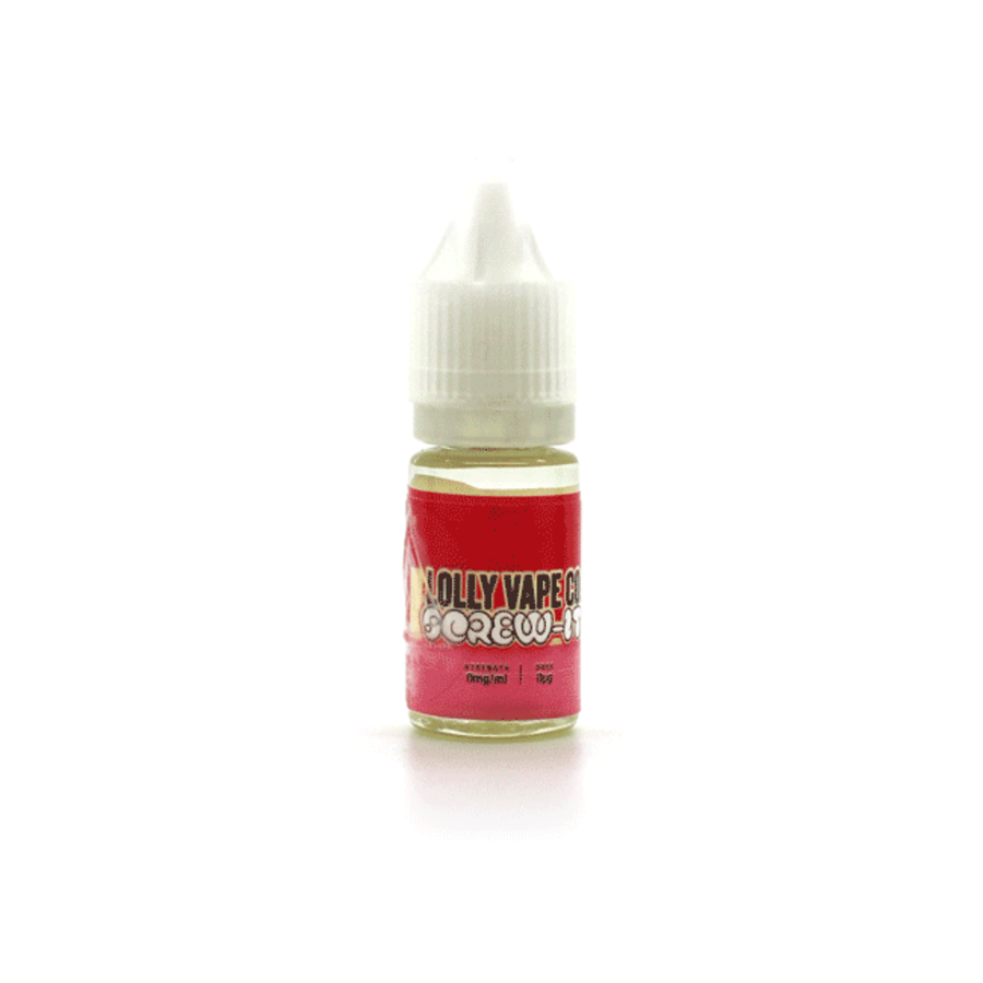 Lolly Vape Co - SCREW IT 10ml (3mg)