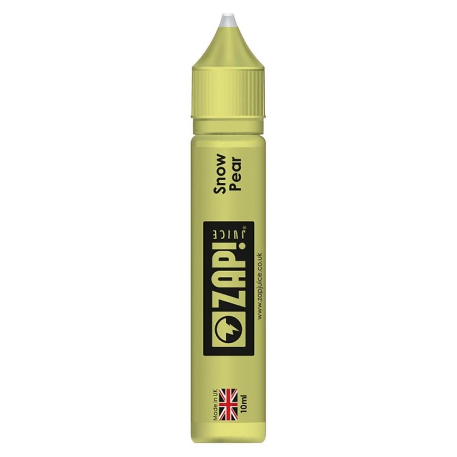 ZAP! Juice - Snow Pear 10ml (0mg)