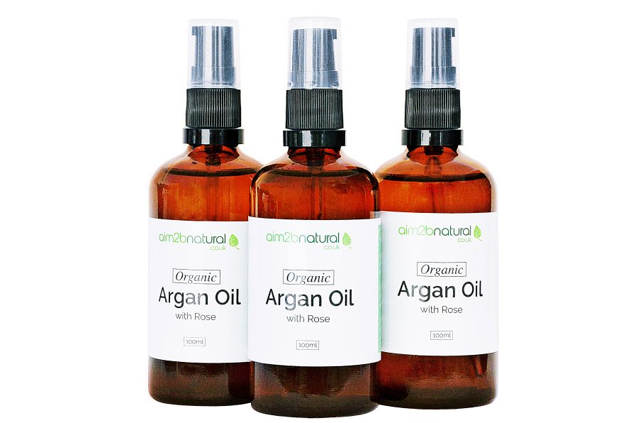 Rose Argan Oil