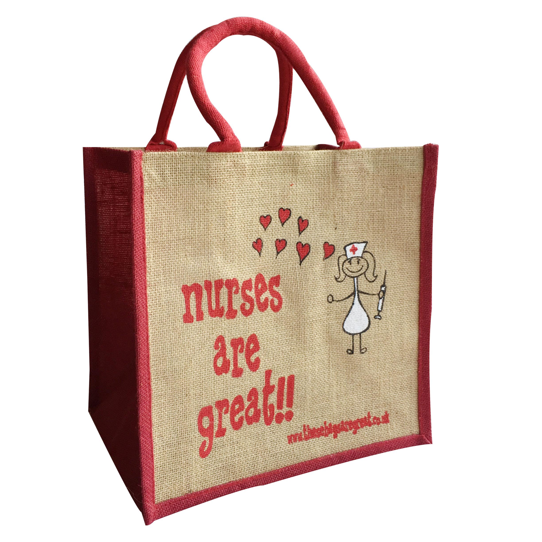 Nurses are Great Bag