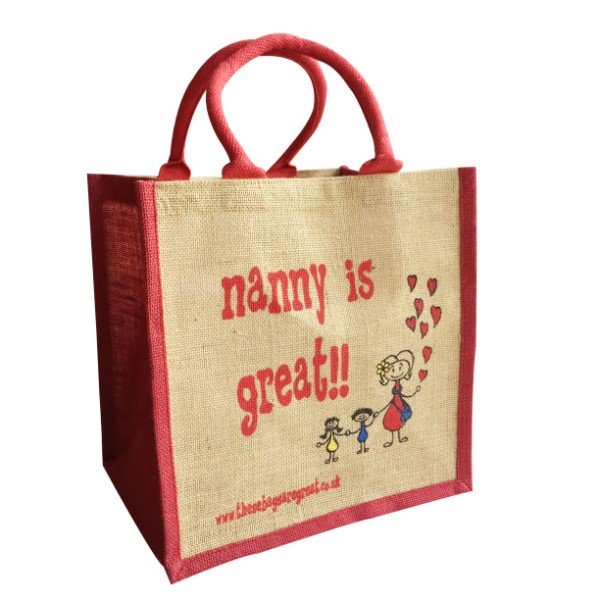 Nanny is Great Bag