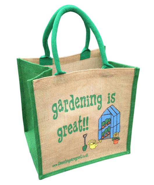 Gardening is Great Bag