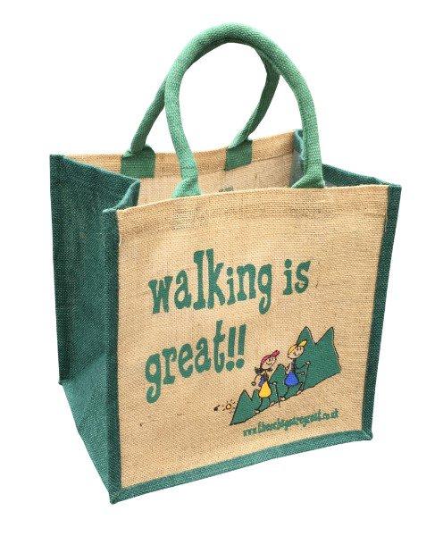 Walking is Great Bag