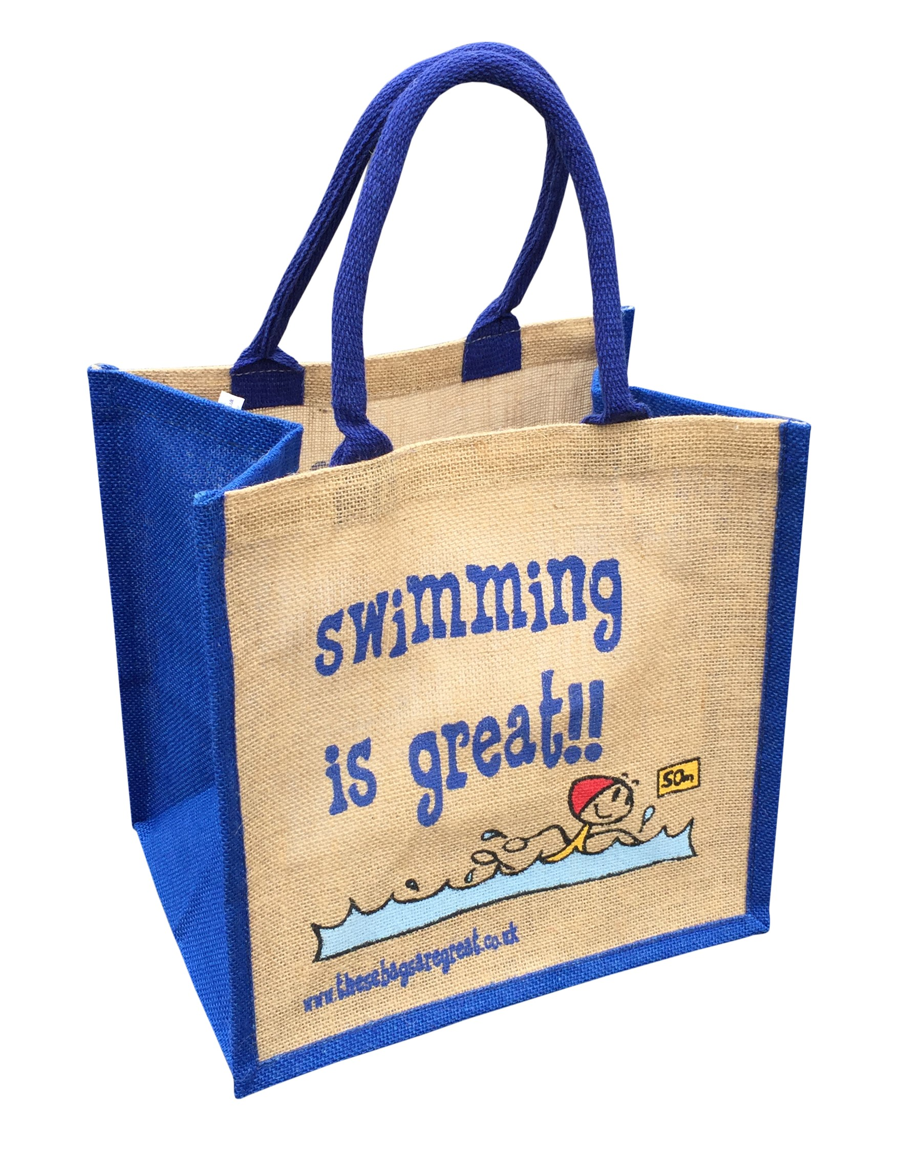 Swimming is Great Bag