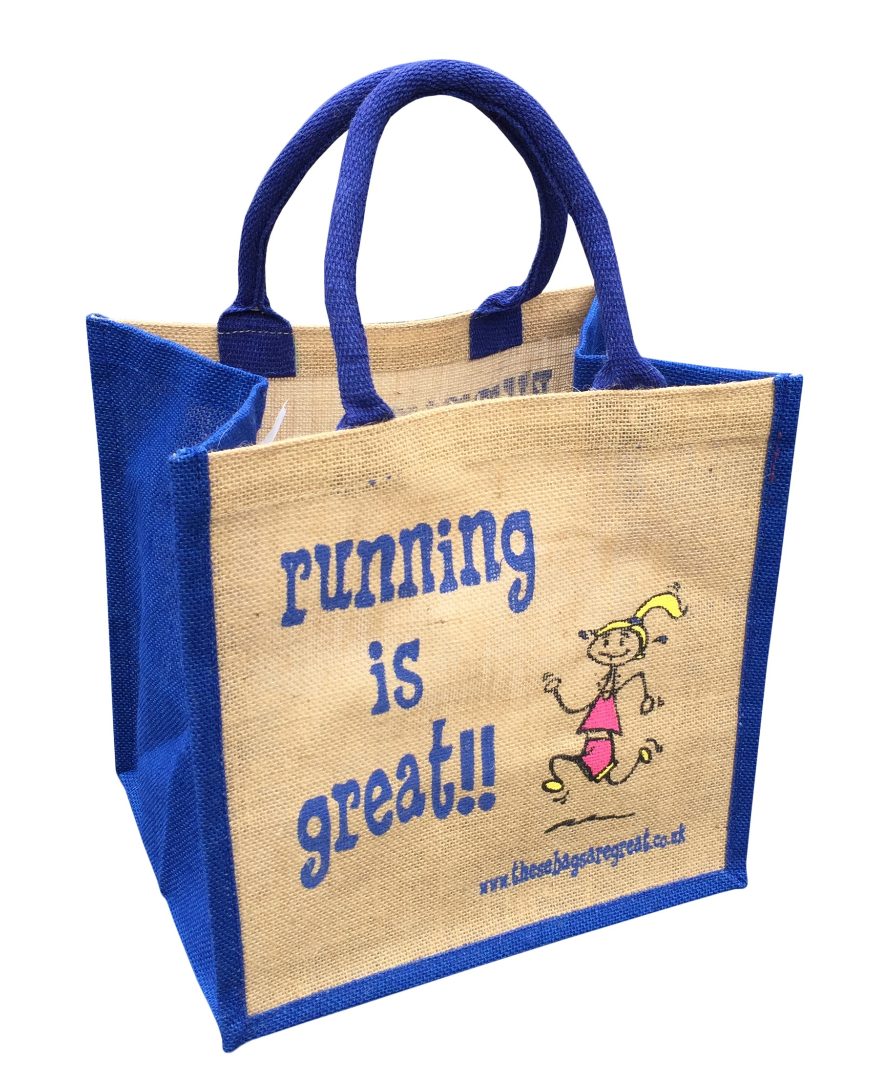 Running is Great Bag