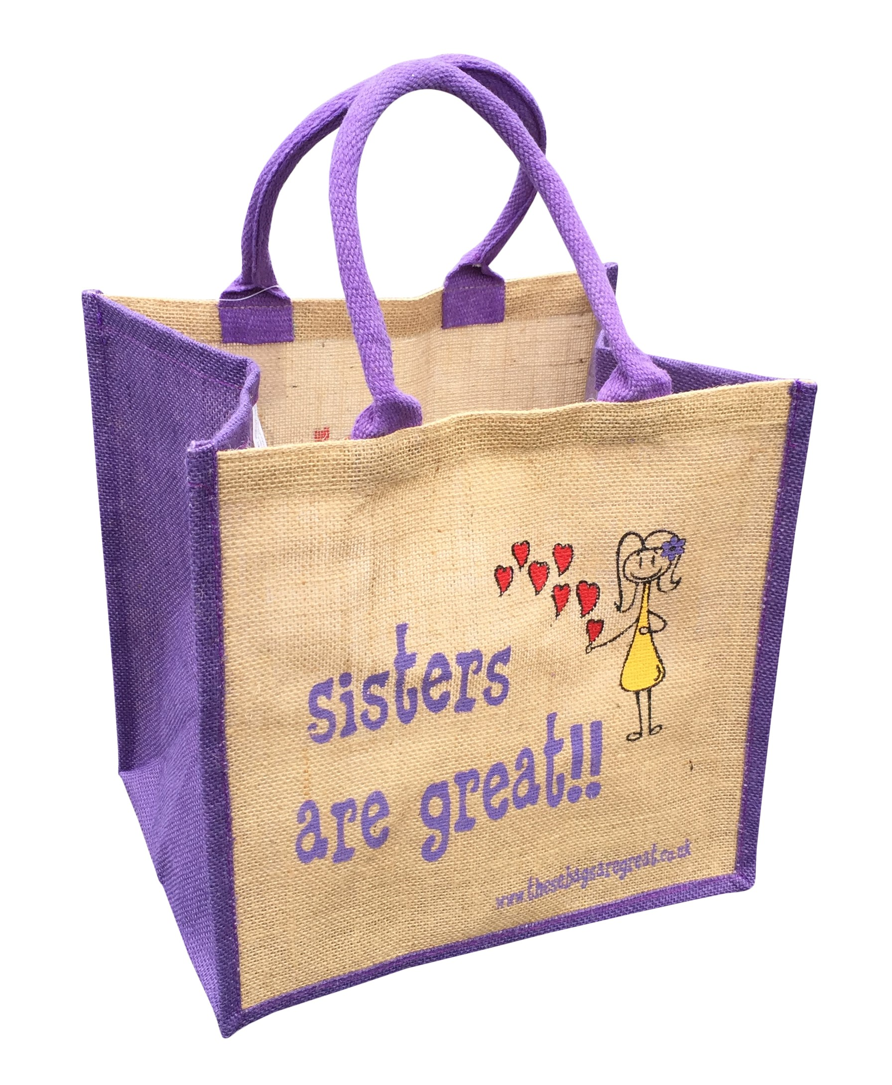 Sisters are Great Bag