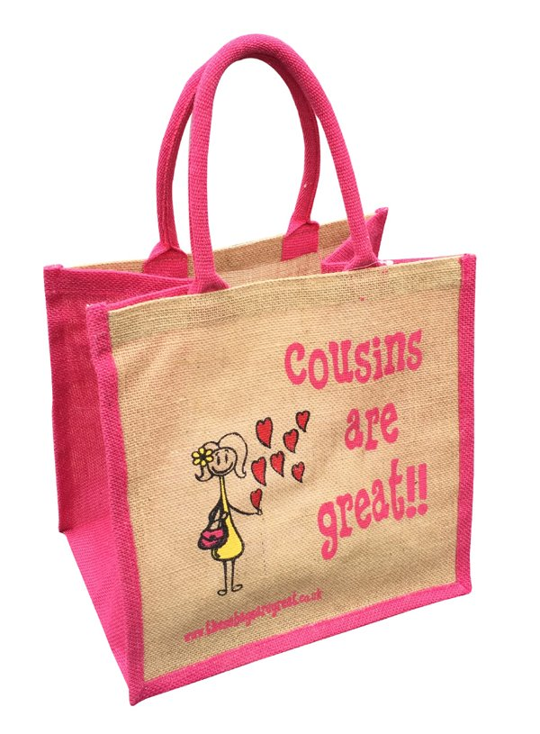 Cousins are Great Bag