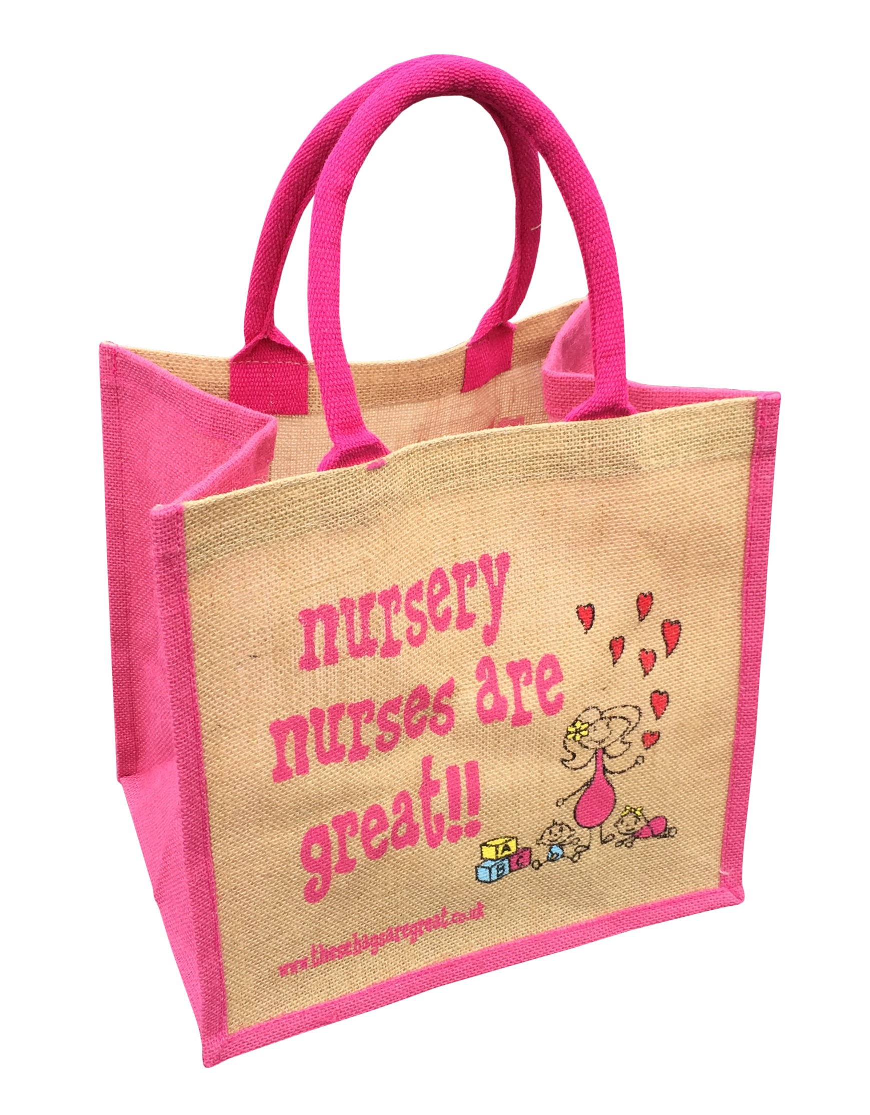 Nursery Nurses are Great Bag