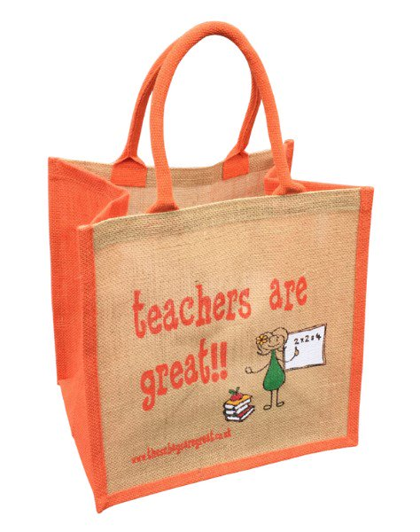 Teachers are Great Bag