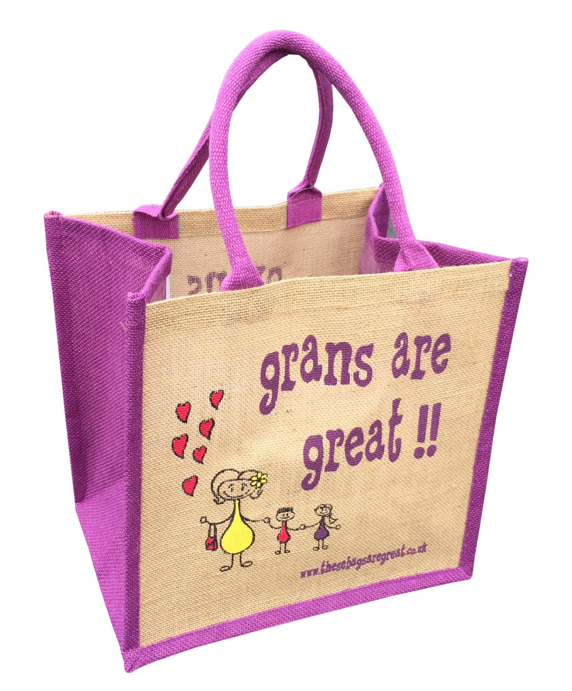 Grans are Great Bag