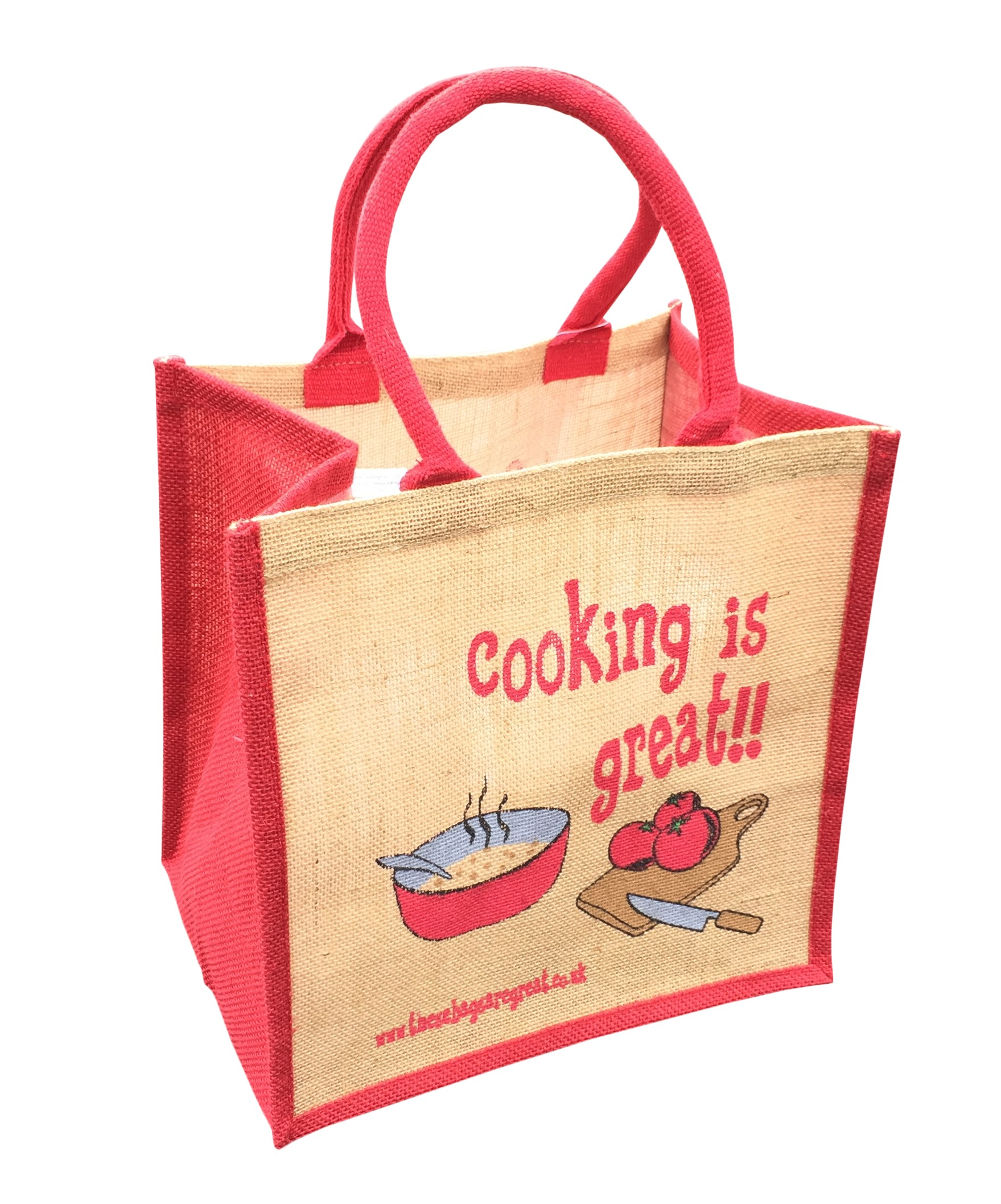 Cooking is Great Bag