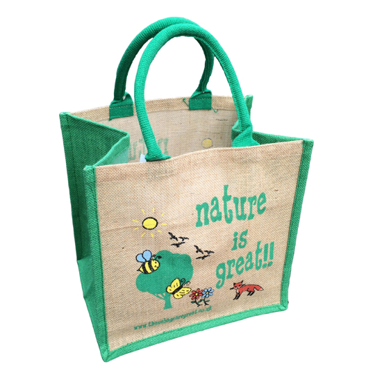 Nature is Great Bag