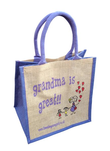 Grandma is Great