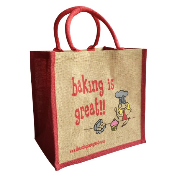 Baking is Great Bag