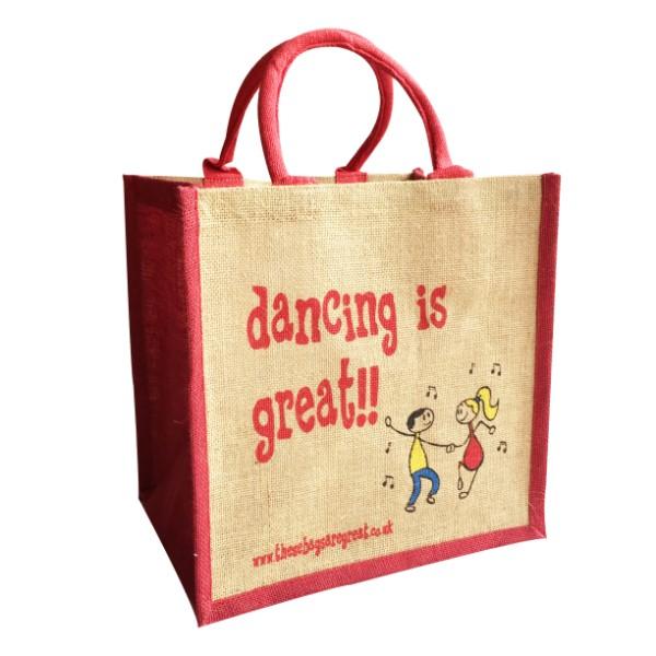Dancing is Great Bag