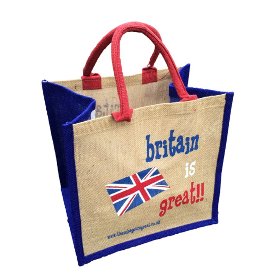 Britain is Great Bag