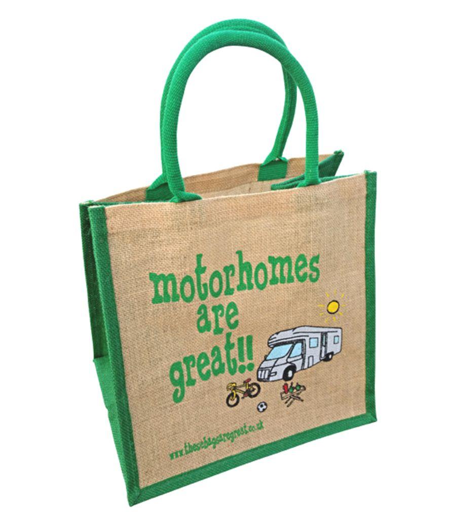 Motorhomes are Great Bag