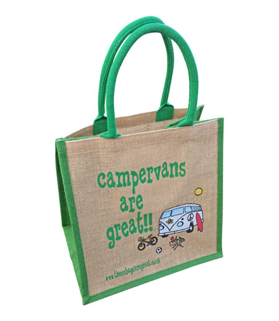 Campervans are Great Bag