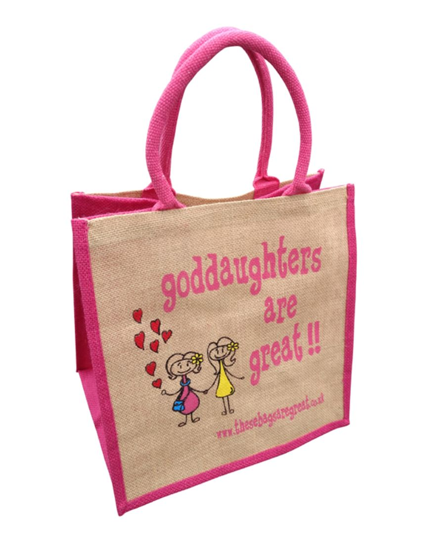 Goddaughters are Great Bag