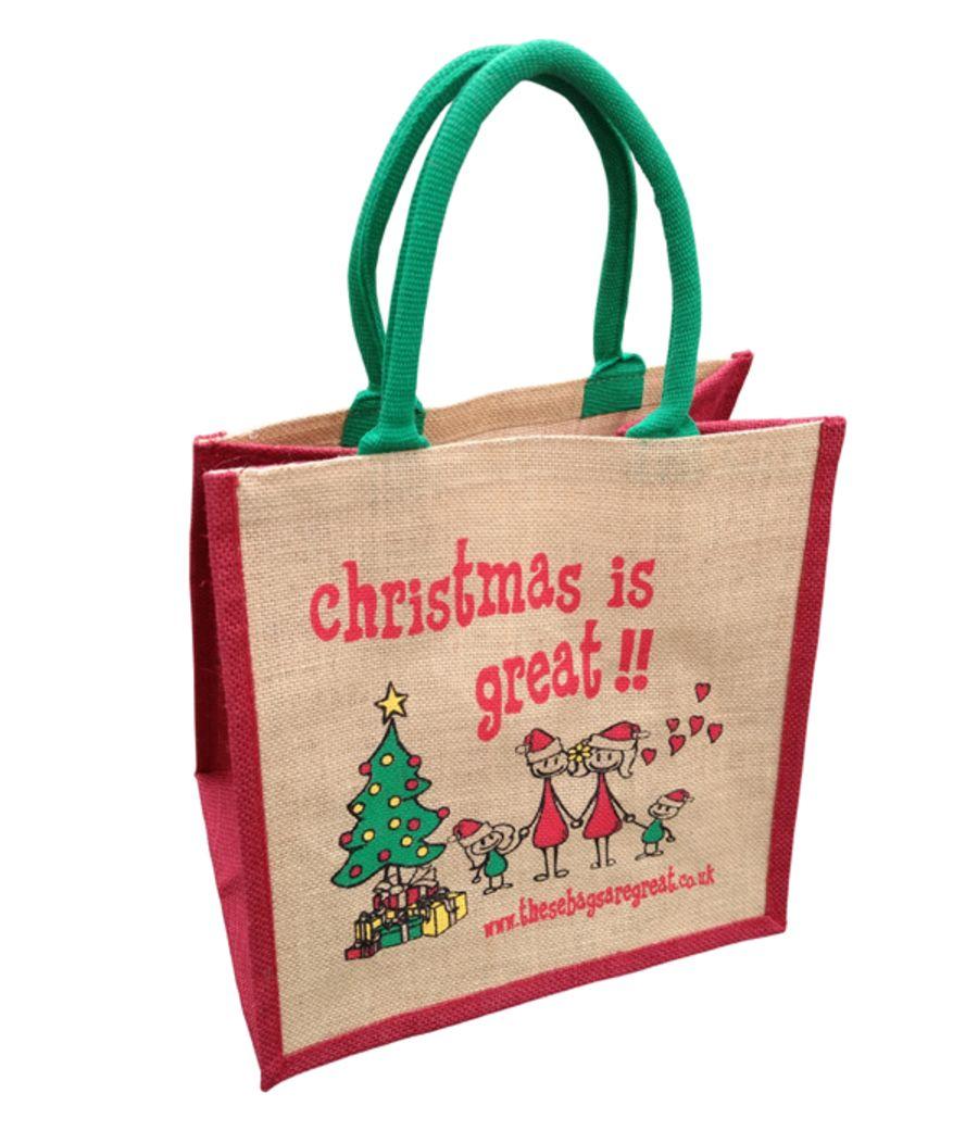 Christmas is Great Bag