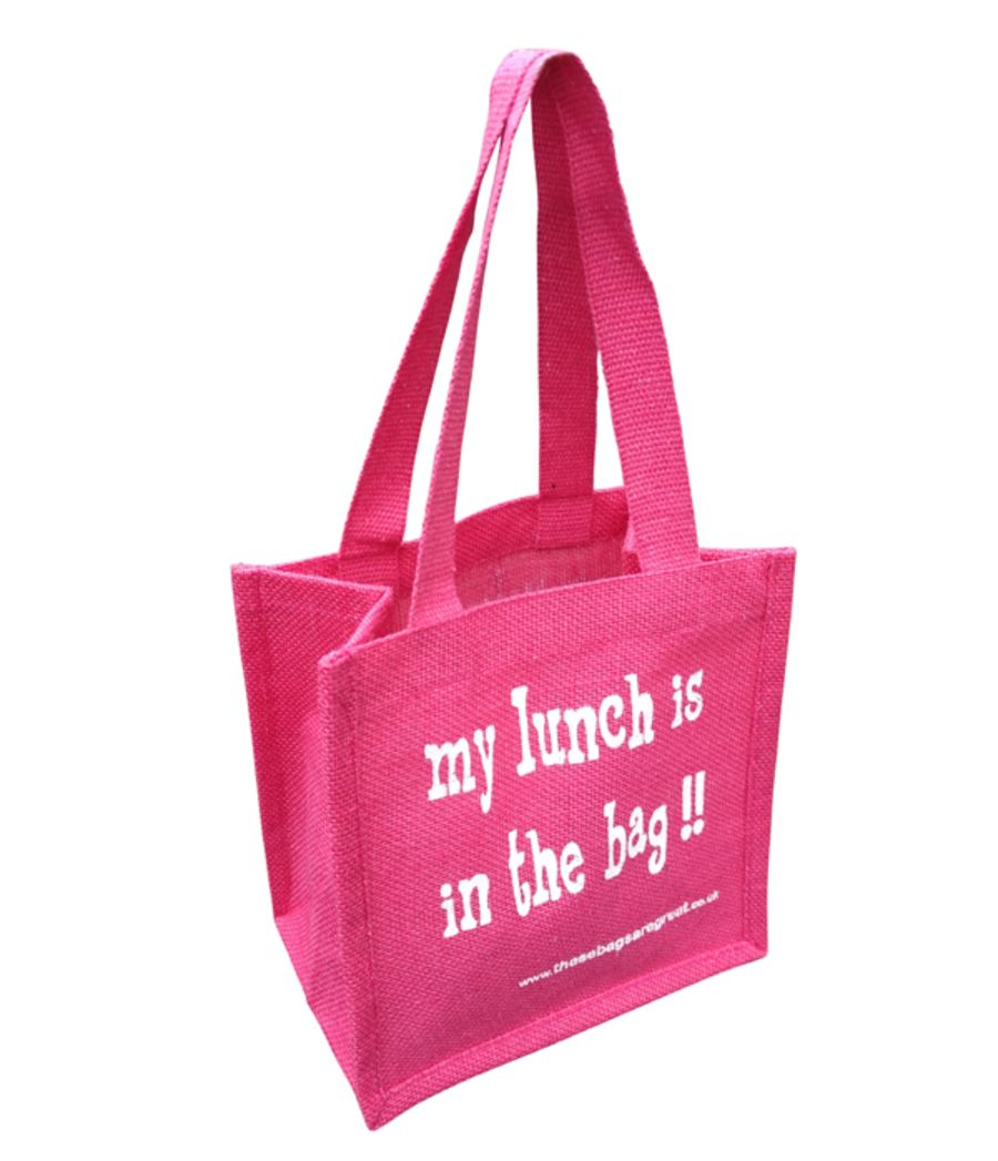 Lunch Bag (My Lunch) Pink