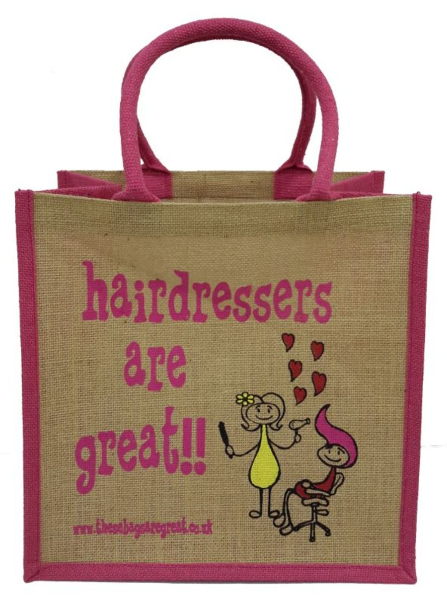 Hairdressers are Great Bag