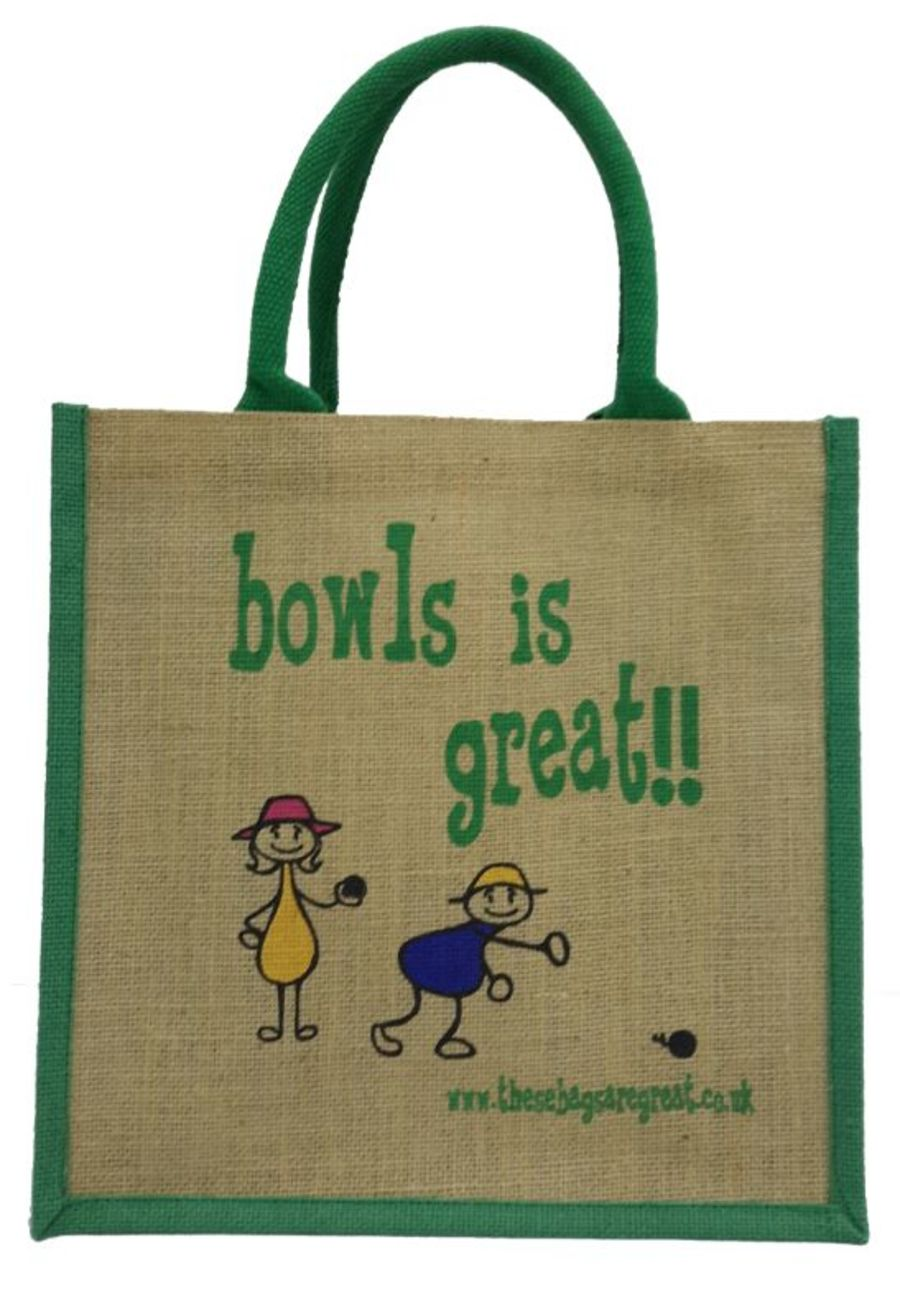 Bowls is Great Bag