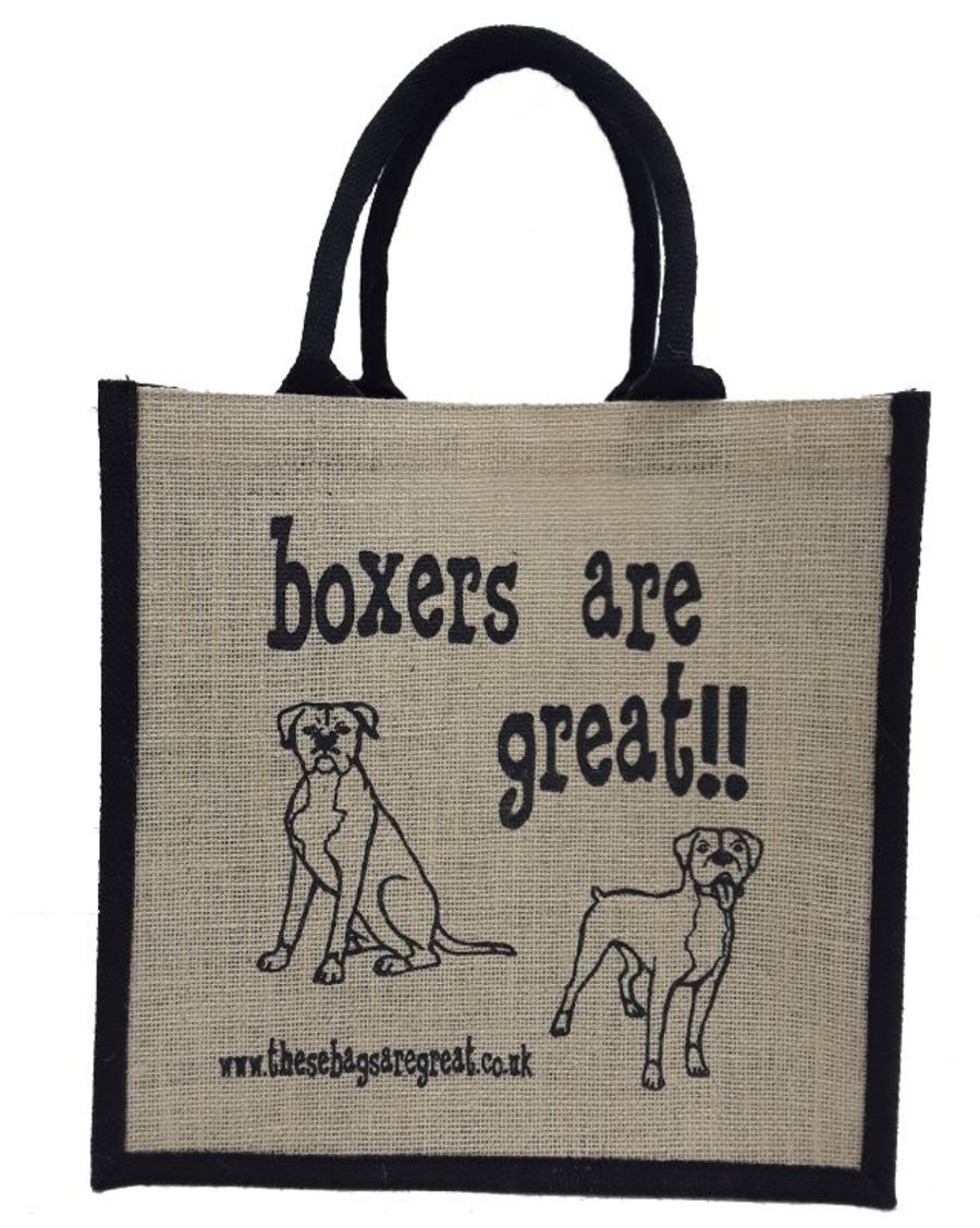 Boxers are Great Bag